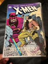 X-Men Days Of Future Past TPB First Print! NM Beautiful Condition L@@K!