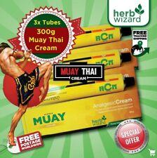 Namman Muay Thai Boxing Analgesic Cream Relieves Muscular Aches Pain 100 G x 3