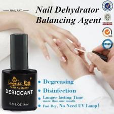 14ml Nail Desiccant Liquid Nail Art Acrylic No-Acid Primer UV Tips Cleanser Tool
