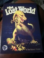 THE LOST WORLD W/LEWIS STONE 2010 BREYGENT 1925 POSTER OVERSIZE CARD #1
