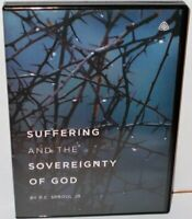 R.C. Sproul Suffering & the Sovereignty of God Christian 2 DVD Set 2013 Teaching