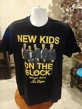 Mens New New Kids On The Block T-Shirt Large