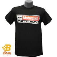 T Shirt Ford Motorcraft Racing Black 145 Officially Licensed