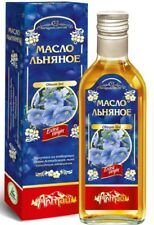 250 ml Leinsamenöl 100% Naturprodukt Kaltgepresst Льняное масло Льна Leinöl