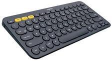 Logitech K380 Black Multi-device Bluetooth Keyboard