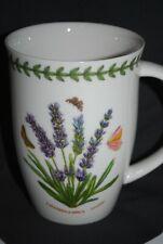Portmeirion Pimpernel Zodiac Botanic garden GEMINI Lavender Coffee Mug Cup