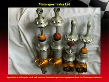 Ohlins TTX40 McLaren Shock Absorbers 4-Way Adjustable (2 Fronts and 2 Rears)