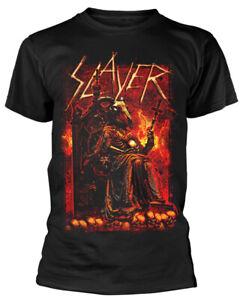 Slayer 'Goat Skull' (Black) T-Shirt - NEW & OFFICIAL!