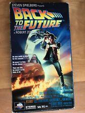 Back to the Future VHS 1986  Michael J Fox Christopher Lloyd