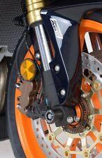 Honda CBR600RR 2012 R&G Racing Fork Protectors FP0061BK Black