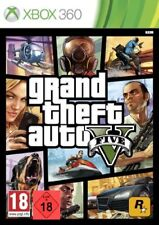 Grand Theft Auto V Xbox 360 UK PAL