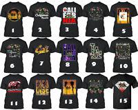 CALIFORNIA TSHIRTS Man UNISEX Cali Life Shirt MULTI DESIGNS California Republic