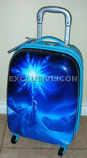 "Heys Disney Frozen Elsa 20"" Spinner Hardside Official Hard Luggage Canadian"