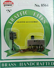 Model Power N Scale Traffic Light - 8564 New