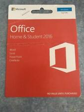 MICROSOFT OFFICE 2016 HOME AND STUDENT 1 PC - LICENSE KEY