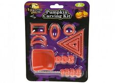 Halloween Pumpkin Carving Kit Tools Set Scary Decoration Prop Craft Cutter