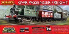 Hornby NEW GWR Passenger Freight train set BNIB