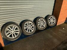 "VAUXHALL VECTRA SRi 2002-2008 SET OF 17"" ALLOYS WITH TYRES 225/45/R17"