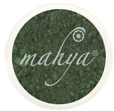 MAHYA Pure Vegan Mineral Makeup Eye Shadow Pigment RAIN FOREST Weight: 0.052 oz.