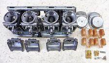 1984 Honda CB700SC CB700 Nighthawk S H1353' carburetors carbs set #2