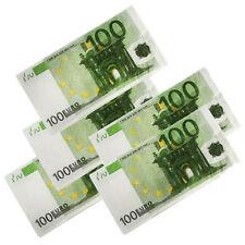 VISTO IGIENICA TV IN 100 CARTA EURO REGALO SCHERZO VERA CARTA NEW al OCCASIONE