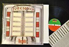 JAPANESE PRESSING Foreigner Records Atlantic 11320