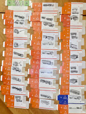 32 Stück WIKING Karton leer Pappe Verpackung KONVOLUT LA3 å *