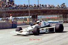 Alan Jones Williams FW06 USA Grand Prix West Long Beach 1978 Photograph 2