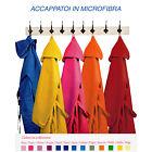 ACCAPPATOIO microfibra salvaspazio piscina palestra tg S-M-L-XL-XXL 16 colori