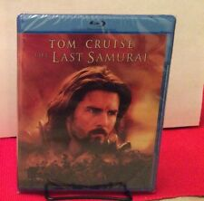 The Last Samurai (Blu-ray Disc, 2006) Brand NEW (Sealed) - Free S&H - Tom Cruise