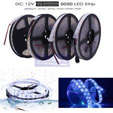 IP67/IP68 bajo agua LED Tira. 5050 DC12V 60LED/M Tubo De Silicona Al aire libre 5M
