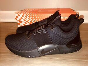 NEW Nike Renew In Season TR 9 Womens Sz 11 Black Sneakers Running Cross Training