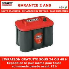 Optima RTS 4.2 AGM Batterie de Démarrage 12V 50AH 815A