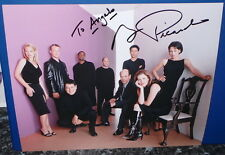 STAR TREK VOYAGER : AUTOGRAPHED PHOTO BY ROBERT PICARDO AKA DOCTOR  (CCB)
