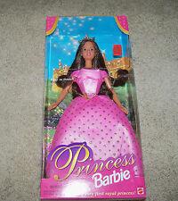 Princess Barbie in pink princess dress w/ Teresa face mold #22893 1998  NRFB
