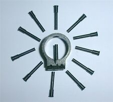 *-*-* 2PCS  MOSIN Front Sight Long  Post Pin for  M91/30 M38,M44  2PCS *-*-*