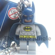 Lego Batman minifig keyring / keychain from Marvel / DC superheroes comics