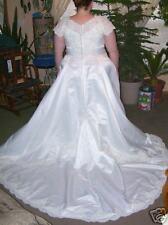 Gently Used Wedding Dress