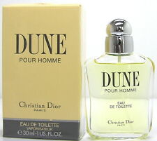 Christian Dior DUNE  pour homme / Men 30 ml EDT Eau de Toilette Spray