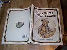 Grandpa's Magic Drawer by Pamela Kopen  1st DJ ILLUS 1992