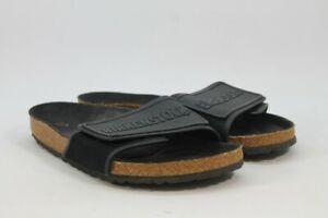 Birkenstock Tema Men's Black Sandals 10M(43EU)(ZAP13946)