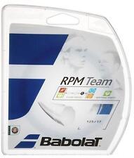Corde Tennis BABOLAT Rpm Team blu 1.25 n.1 matassina 12m monofilamento soft