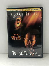 The Sixth Sense (Dvd) Bruce Willis
