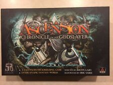 Ascension: Chronicle of the Godslayer - 2nd Edition - Deckbuilding Game