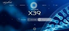 X39 Patch LIFEWAVE StemCell Light Therapy (5 Patches)