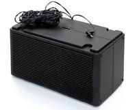 Lautsprecher für Super 8mm Filmprojektor Braun visacustic 1000 / 2000