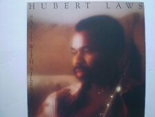 HUBERT LAWS SAY IT WITH SILENCE LP COLUMBIA RECORDS JC35022 1978 PROMO