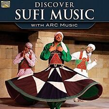 VARIOUS ARTISTS - DISCOVER SUFI MUSIC NEW CD