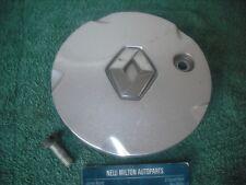 A GENUINE RENAULT CLIO MK2 1999-05 ALLOY WHEEL HUB CAP TRIM EQUATION 8200081301