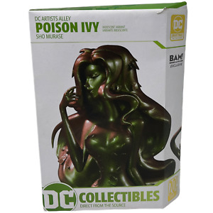 DC Artists Alley Poison Ivy Iridescent Variant By Sho Murase BAM Exclusive